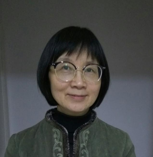 陈兰芳老师